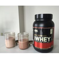 100% WHEY Gold Standard ,Optimum Nutrition Whey