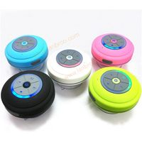 Hot Selling Waterproof Bluetooth Speaker With LED Light thumbnail image