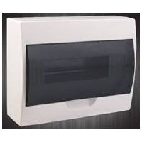TSM 12 ways Surface Outdoor Electrical Distribution Box