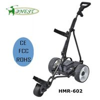 High-Grade Steel Gulf Trolley Golf Trolleys Remote (HMR-602) with PDC Function