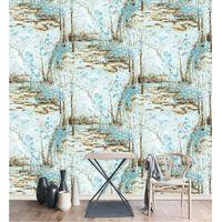 Printing Water Ink Wallpaper 3d Wall Papers Home Decor PVC Wallpaper thumbnail image
