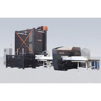 Auto Feeding & Unloading System for Punching Process thumbnail image