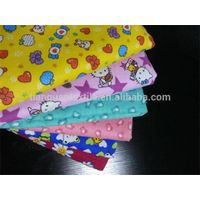 T/C32x12*40x44 Printed Flannel Fabric For Home Textile