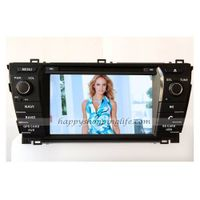 Toyota Corolla 2014 Android Auto radio DVD GPS DTV Wifi 3G internet Bluetooth Touch Screen