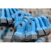 hammer crusher spare parts liner hammerheas rotor thumbnail image
