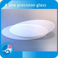 Anole 0.7MM quartz glass B270 Silicon boride glass For Stage light coating