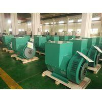 Brushless synchronous AC Alternators