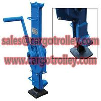 Mechanical machinery jack features and applications thumbnail image