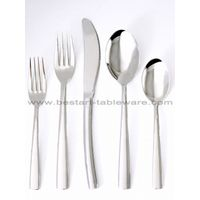 Factory price stainless steel promotional 20pcs flatware set