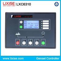 LXC6310 auto start genset controller for generators thumbnail image