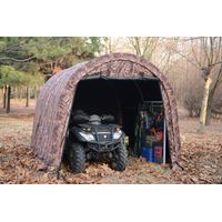 WEATHERFAST ALL PURPOSE STORAGE SHELTER ARCH TOP 10'X10'