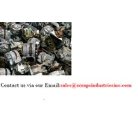 Electric Motor Scrap, Elmo grade, scrap electric motor scrap, motors scrap, mixed thumbnail image