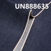 "UN888635 Cotton Spandex Warp With Slub Selvedge Denim 32/33"" 12oz"