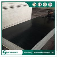 Smooth Phenolic Faced Concrete Formwork Plywood