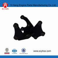 engine  parts   steering pump support