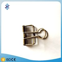 19mm Metal hollow binder clip