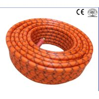 """rubber hose,5/16"""" black Flexible Rubber Air high-pressure rubber hose with 5/16"""" fitting thumbnail image"""