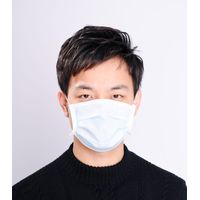 Cheaper Surgical Multi-Color 3 Ply Disposable Face Mask