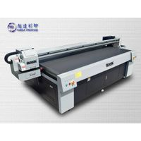 embossed effect high resolution glass printer machine UV inkjet printer price
