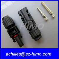 mc4 solar cable connector male and female