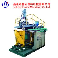 50-300L Full Automatic Hollow Blow Molding Machine