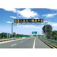 EN12966 traffic road sign VMS