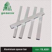 Aluminium spacer bar