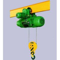 Electric cable hoists and electric wire rope hoists thumbnail image