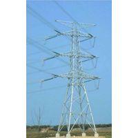 lattice power transmission tower thumbnail image