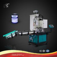 Factory lsale low price automatic can seamer equipment