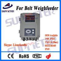 weighing indicator for belt scale thumbnail image