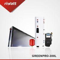 GREENPRO-300L flat plate solar water heater