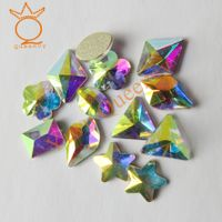 Flatback Rhinestone with good quality and best price for nail and DIY decoration