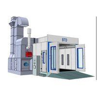 Spray Booth BTD 7600