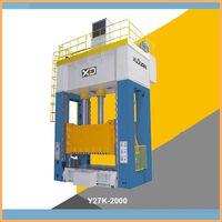 Y27K 315 - 2000 ton H frame hydraulic press machine thumbnail image