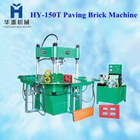 HY150T Paving block making machine for sale