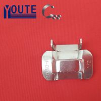 Tooth Steel Buckle thumbnail image