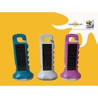 Solar Flashlight JS-04