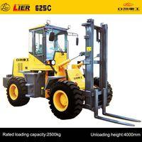 Lier -625C Mini Forklift
