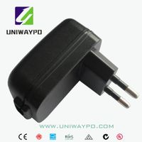5W universal power adapter with EU plug