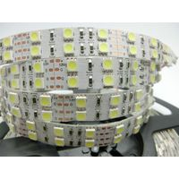 Double Row 5050 LED Strip Flexible Light DC12V 120LEDs/M