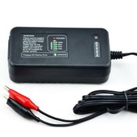 12.6V 3.3A Li-ion Battery Charger with charge indicator