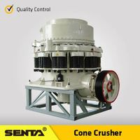 Hydraulic Spring Symons Mobile Small Compound Mine Cone Crusher thumbnail image