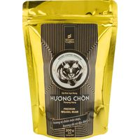 Honee Coffee - Peaberry roasted coffee beans with natural weasel flavor