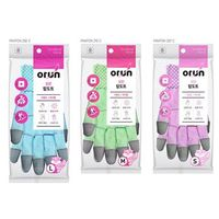Cotton/Nyron/Rubber Functional Work Gloves (Smart Phone Touchable) thumbnail image