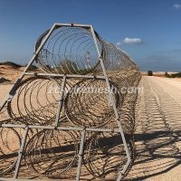 Razor Wire Mobile Security Barrier System thumbnail image