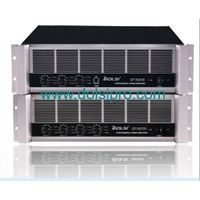 Multi-channel Professional Power Amplifier With Metal Sealed Output GFII serie