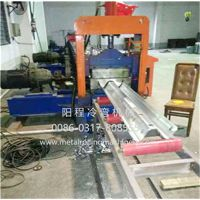 2-Wave Highway Guardrail Roll Forming Machine thumbnail image
