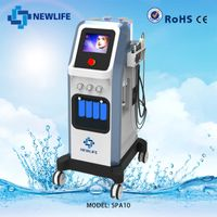 NL-SPA10 Strong 8 bar Oxygen Jet Hydro Dermabrasion Machine
