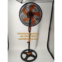 """16"""" 18"""" Home Appliances Electric Standing Fan with 4 holes Base/Plastic Grill/ Ventilador"""